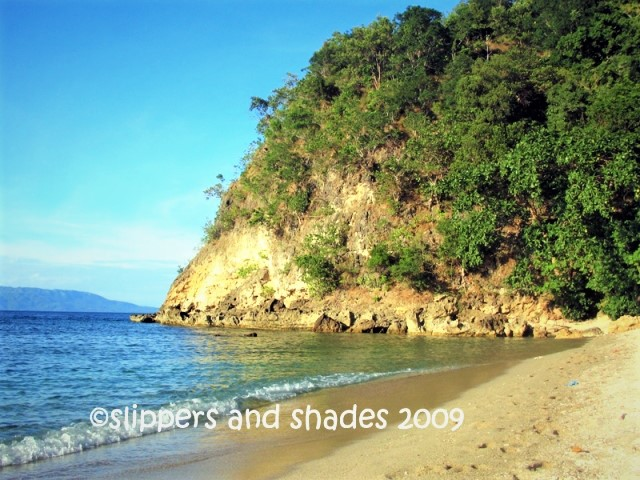 At Kabayan Beach