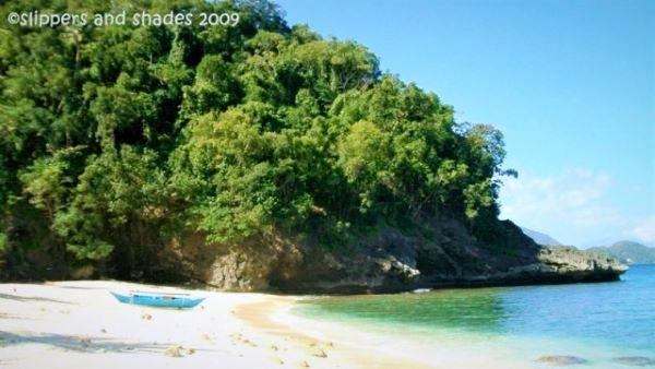 At Haligi Beach