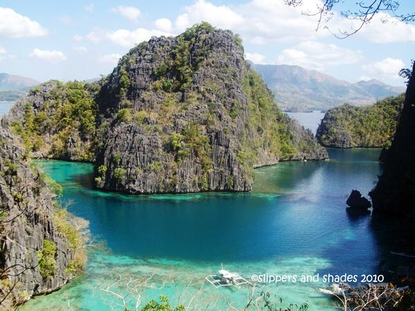 The Iconic Kayangan Bay