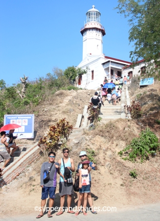accessible Burgos Lighthouse