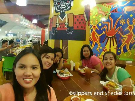 the Angels on Friday night, thanks Shiela for the treat
