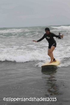surfing is really fun and exciting
