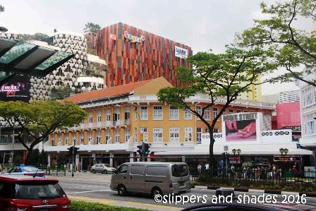 Bugis+ another shopping mall to explore in Singapore