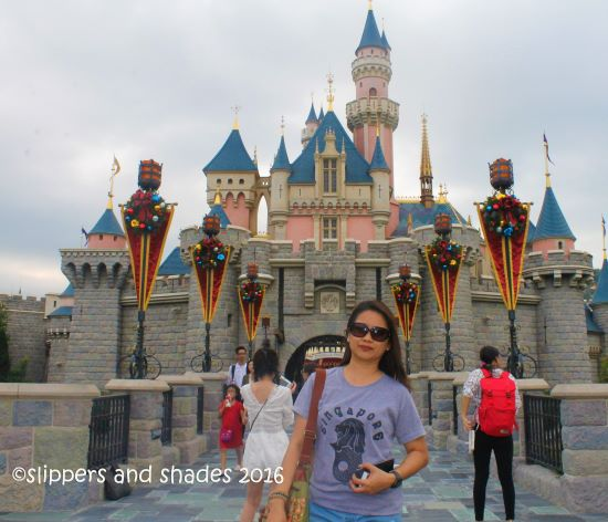 Me and SB Castle