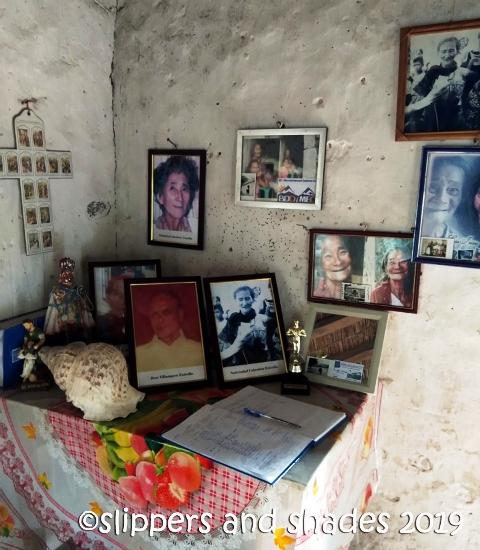 Inside Dakay House