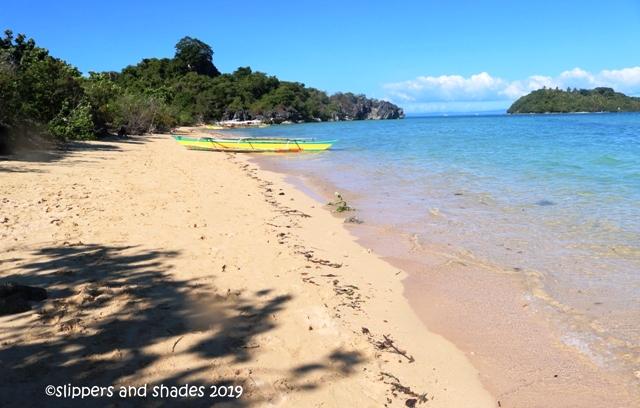 my second favorite island in Caramoan, that is Sabitang Laya