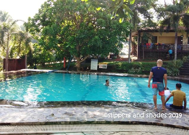 Infinity Pool, where I had so much fun!