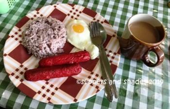 my yummy breakfast