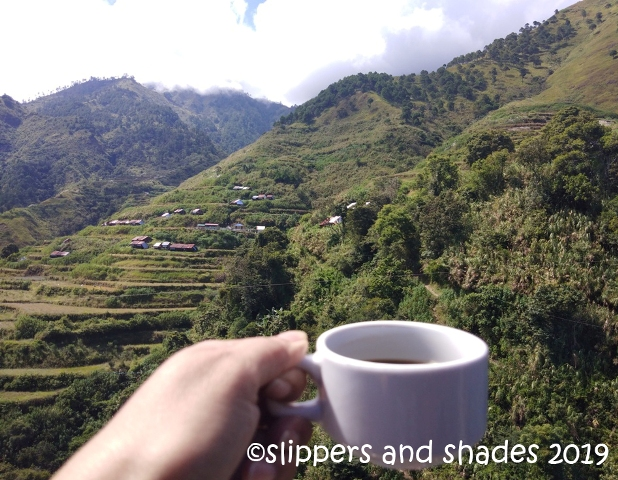 the unli coffee and the mesmerizing view