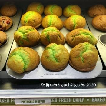 My favorite Pistachio Muffins