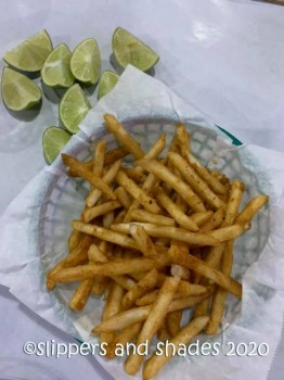 tasty Cajun fries