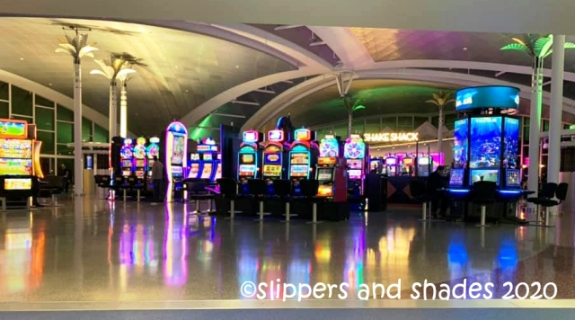 the machine slot @ McCarran