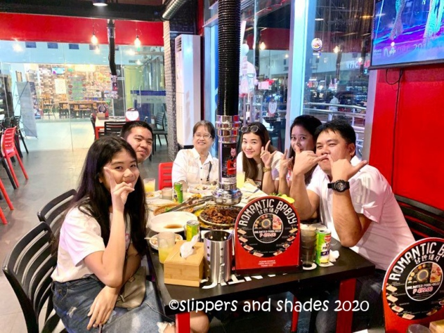satisfied eaters haha!