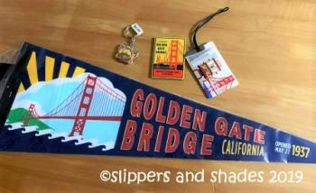 my souvenirs of the Bridge