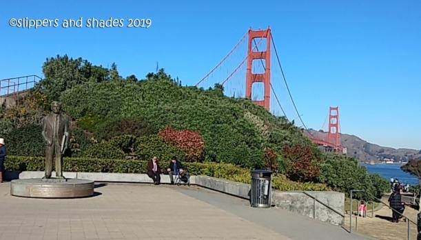 the Bridge Plaza